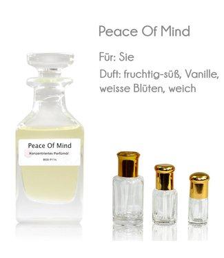 Parfümöl Peace Of Mind