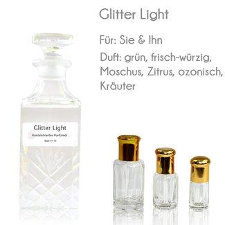 Oriental-Style Parfümöl Glitter Light