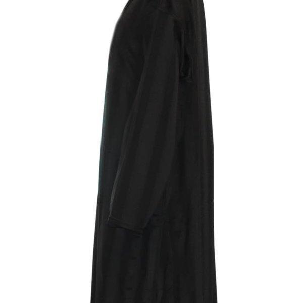 Marokkanische Arabische Jalabiya Djellabia Kaftan Für Männer In Schwarz