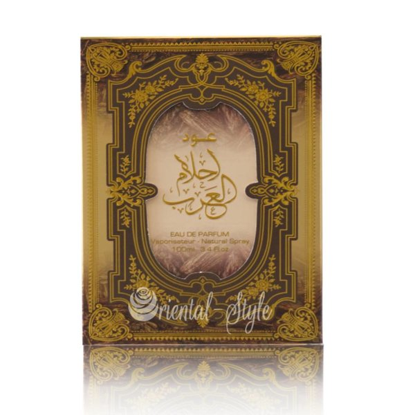 Ard Al Zaafaran Perfumes  Oud Ahlam Al Arab Eau de Parfum 100ml Spray