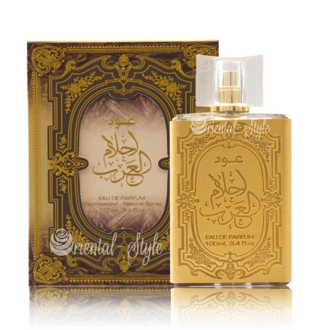 Ard Al Zaafaran Perfumes  Oud Ahlam Al Arab Eau de Parfum 100ml Perfume Spray