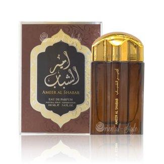 Ard Al Zaafaran Perfumes  Ameer Al Shabab  Eau de Parfum 100ml Perfume Spray