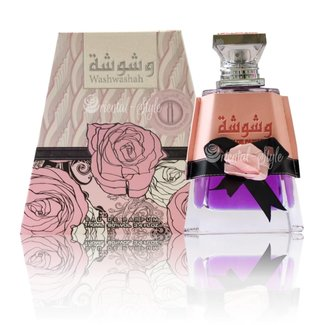 Ard Al Zaafaran Perfumes  Washwashah Eau de Parfum 100ml Perfume Spray
