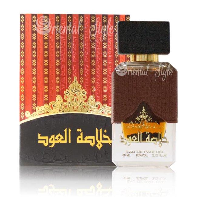 Ard Al Zaafaran Perfumes  Khulasat Al Oud Eau de Parfum 80ml Perfume Spray