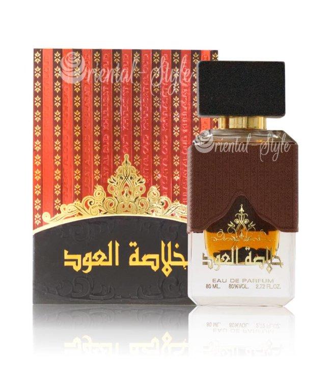 Ard Al Zaafaran Perfumes  Khulasat Al Oud Eau de Parfum 80ml Spray