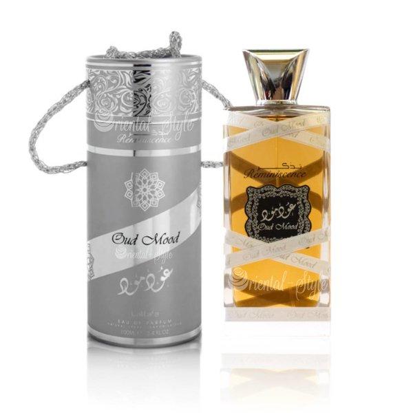 Oud Mood Reminiscence Eau de Parfum 100ml von Lattafa Perfumes