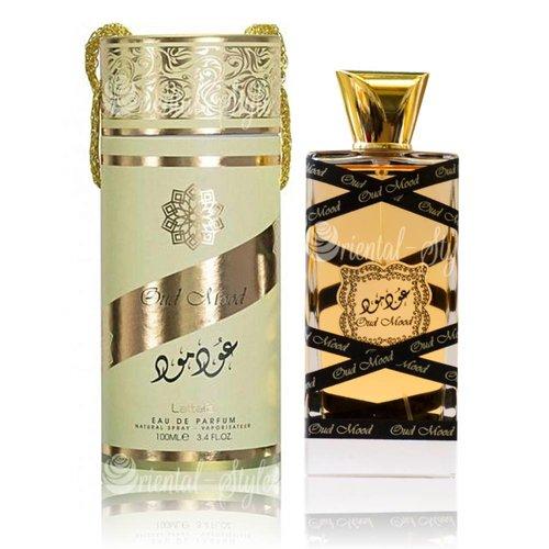 Lattafa Perfumes Oud Mood Eau de Parfum 100ml