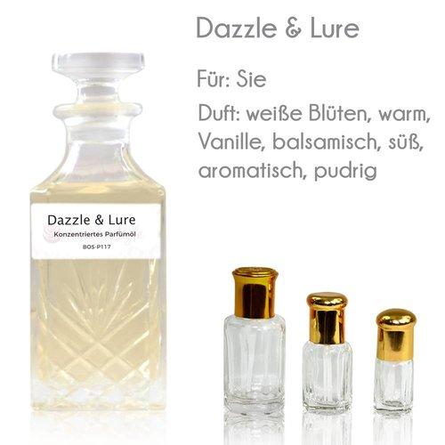 Oriental-Style Perfume Oil Dazzle & Lure