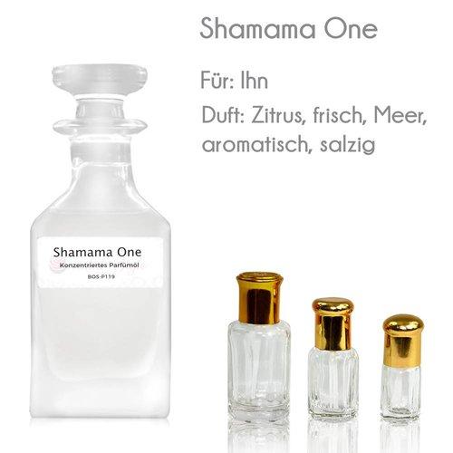Oriental-Style Parfümöl Shamama One
