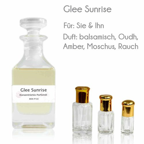 Oriental-Style Perfume Oil Glee Sunrise