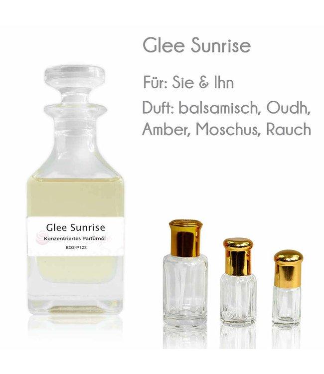 Glee Sunrise Parfümöl - Parfüm ohne Alkohol