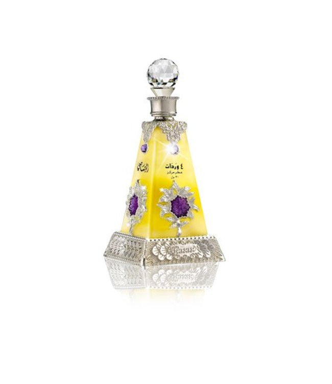 Rasasi Concentrated perfume oil Arba Wardat 30ml - Perfume free from alcohol