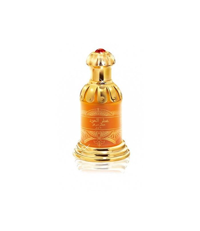 Rasasi Concentrated perfume oil Attar Al Oudh 20ml - Perfume free from alcohol