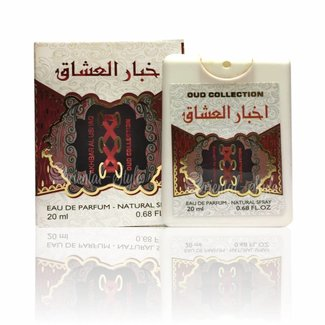 Ard Al Zaafaran Perfumes  Akhbar Al Ushaq Pocket Spray 20ml