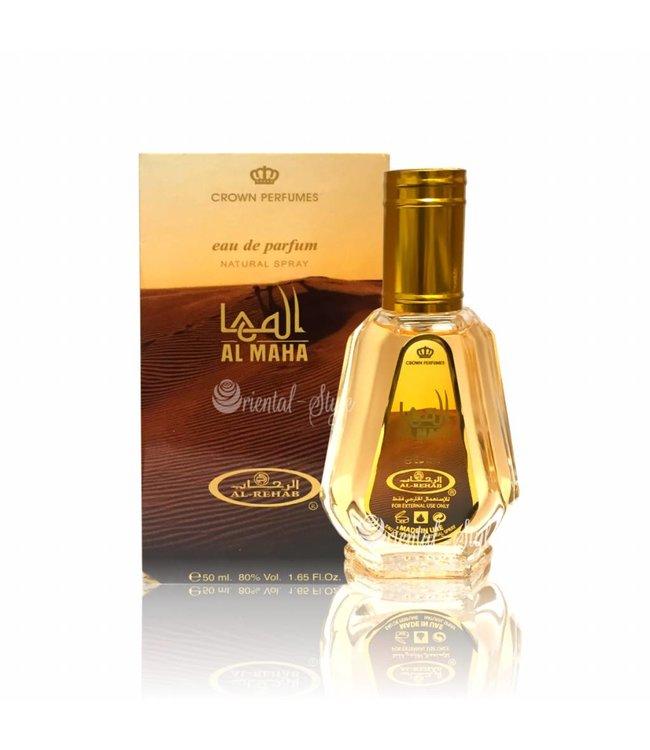 Al Rehab  Al Maha Eau de Parfum 50ml Al Rehab Vaporisateur/Spray