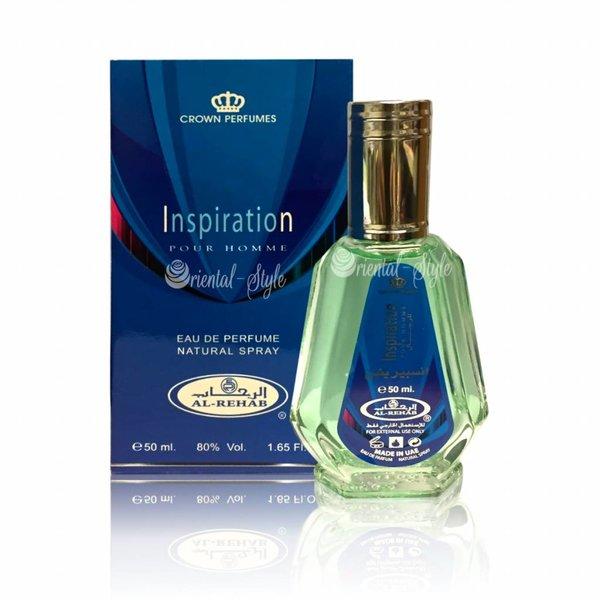 Al Rehab  Inspiration Eau de Parfum 50ml Vaporisateur/Spray