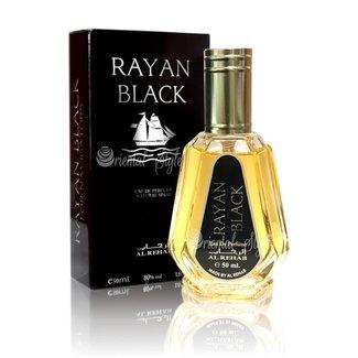 Al Rehab  Rayan Black Eau de Parfum 50ml Vaporisateur/Spray