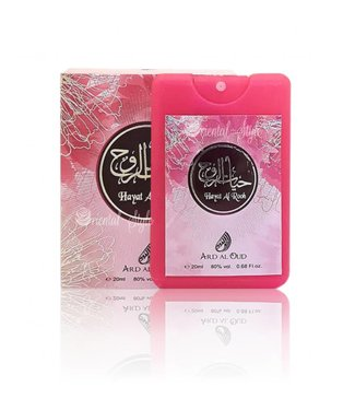 Ard Al Oud Hayat Al Rooh Pocket Spray 20ml