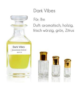 Perfume Oil Dark Vibes