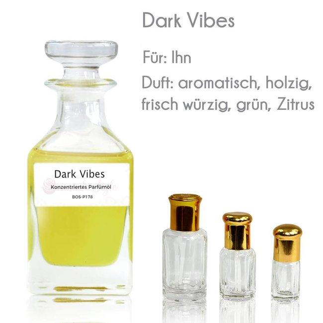 Parfümöl Dark Vibes