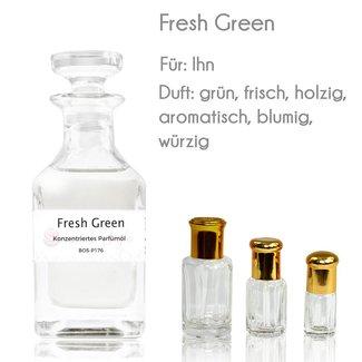 Oriental-Style Parfümöl Fresh Green