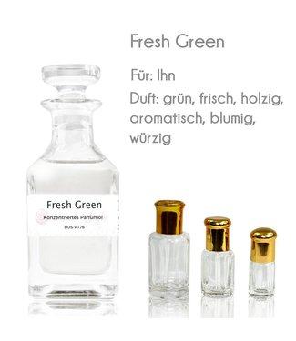 Perfume Oil Fresh Green
