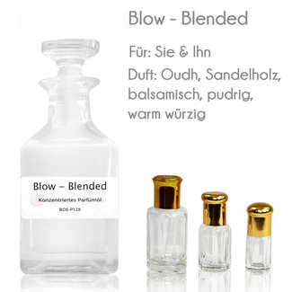 Oriental-Style Perfume Oil Blow - Blended