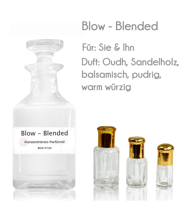 Blow - Blended Parfümöl - Parfüm ohne Alkohol