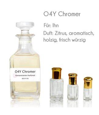 Perfume Oil O4Y Chromer