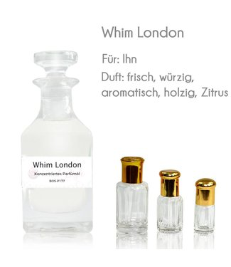 Parfümöl Whim London