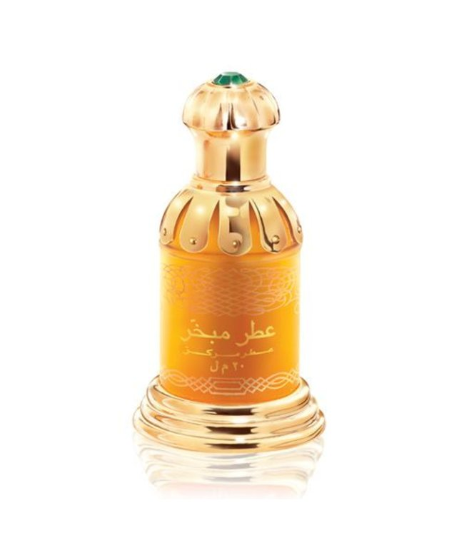Rasasi Concentrated perfume oil Attar Mubakhar 20ml - Perfume free from alcohol