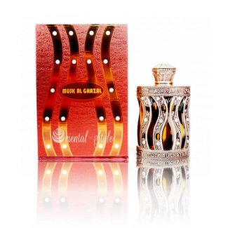 Al Haramain Perfume oil Musk Al Ghazal - 30ml