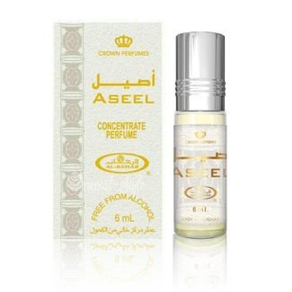 Al Rehab  Perfume Oil Aseel by Al-Rehab