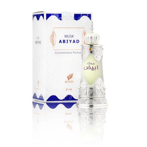 Afnan Parfümöl Musk Abiyad 20ml