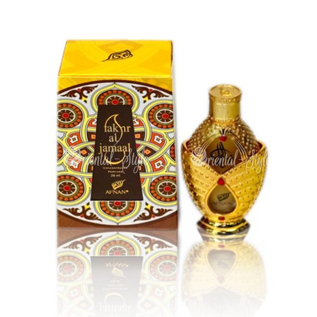 Afnan Parfümöl Fakhr Al Jamaal 26ml