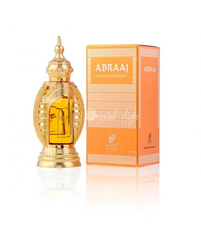 Afnan Konzentriertes Parfümöl Abraaj  - Parfüm ohne Alkohol
