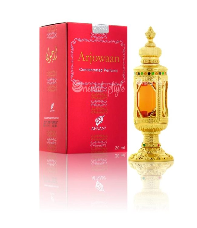 Afnan Konzentriertes Parfümöl Arjowaan - Parfüm ohne Alkohol