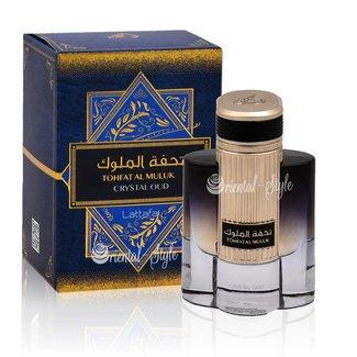 Lattafa Perfumes Tohfat Al Muluk Crystal Oud Eau de Parfum 80ml