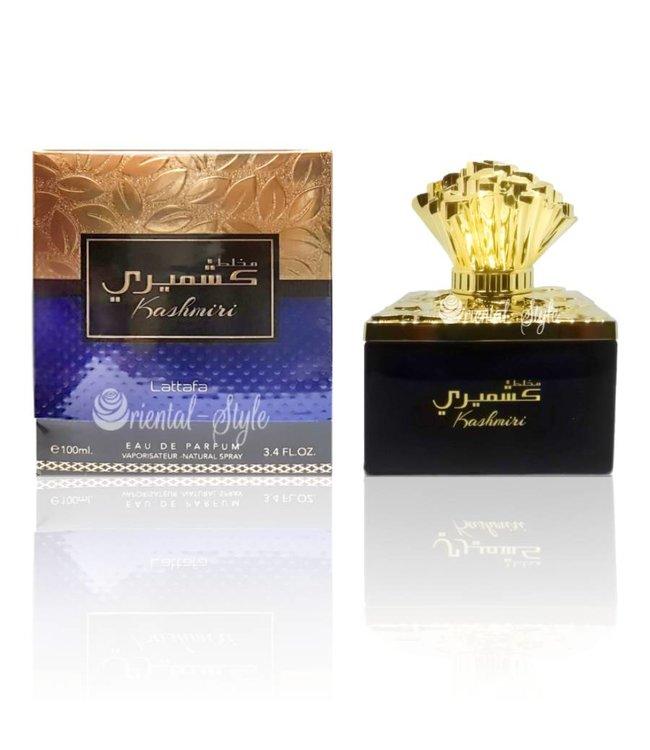 Lattafa Perfumes Mukhallat Kashmiri Eau de Parfum 100ml