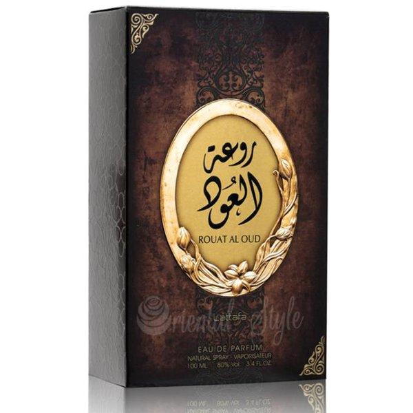 Lattafa Perfumes Rouat Al Oud Eau de Parfum 100ml Spray von Lattafa