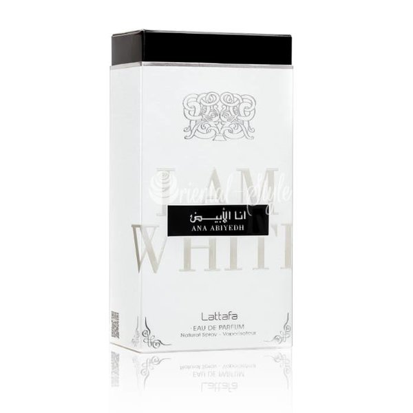 Lattafa Perfumes Ana Abiyedh Eau de Parfum 60ml Spray von Lattafa