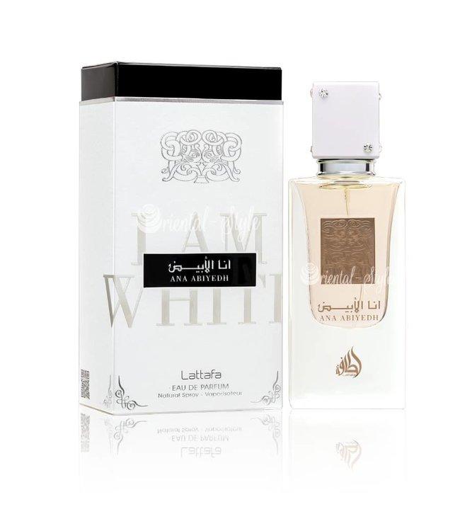 Lattafa Perfumes Ana Abiyedh Eau de Parfum 60ml