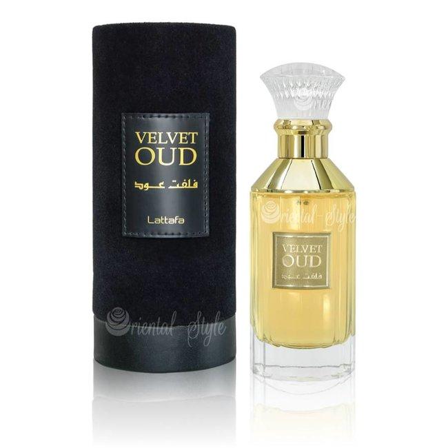 9052a4f63 Lattafa Perfumes Velvet Oud Eau de Parfum 100ml by Lattafa Perfume Spray