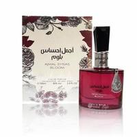 Ard Al Zaafaran Perfumes  Ajmal Ehsas Bloom Eau de Parfum 100ml Spray