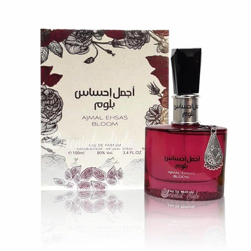 Ard Al Zaafaran Perfumes  Ajmal Ehsas Bloom Eau de Parfum 100ml Perfume Spray