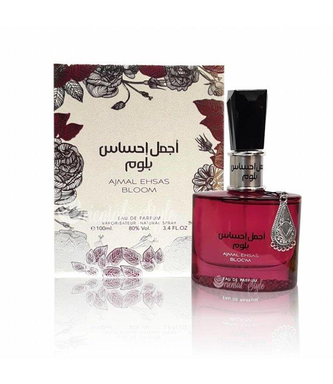Ard Al Zaafaran Perfumes  Ajmal Ehsas Bloom Eau de Parfum 100ml
