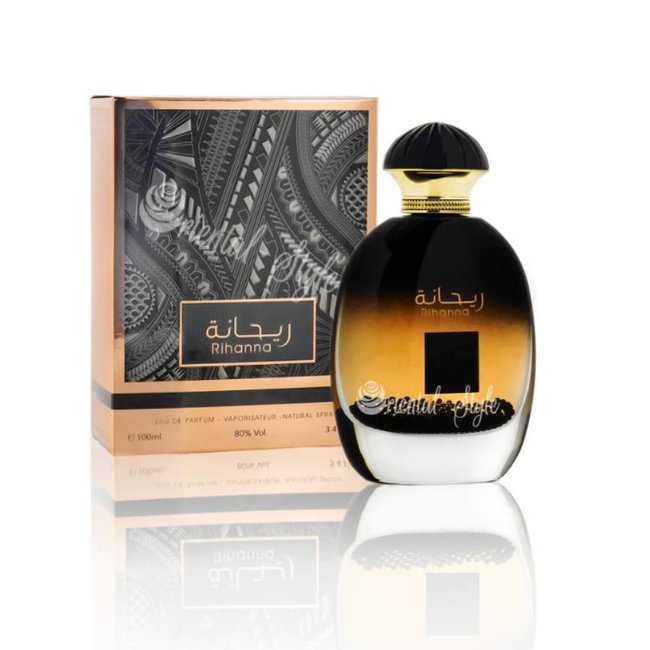 Ard Al Zaafaran Perfumes  Rihanna Eau de Parfum 100ml Perfume Spray