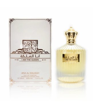Ard Al Zaafaran Perfumes  I Am The Queen Eau de Parfum 100ml Perfume Spray