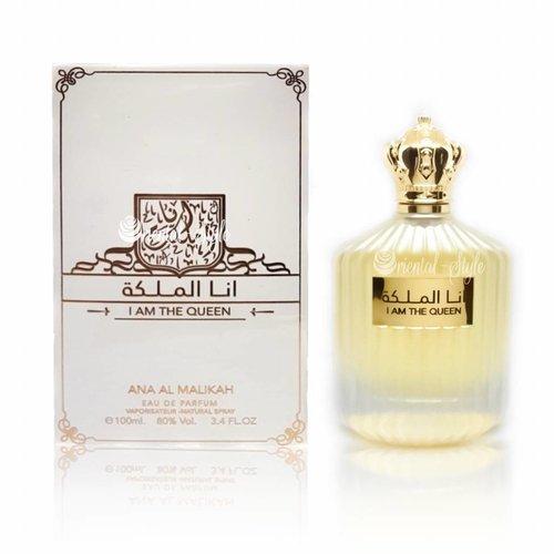 Ard Al Zaafaran Perfumes  I Am The Queen Eau de Parfum 100ml Perfume Spray