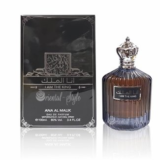 Ard Al Zaafaran Perfumes  I Am The King Queen Eau de Parfum 100ml Perfume Spray